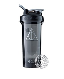 Harry Potter Pro Series 28-Ounce Shaker Bottle, Deathly Hallows
