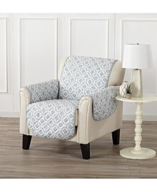 Printed Deluxe Reversible Chair Furniture Protector
