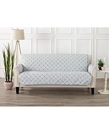 Printed Deluxe Reversible Sofa Furniture Protector