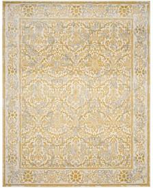 Evoke Ivory and Gold 11' x 15' Area Rug