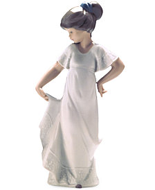 Nao by Lladro How Pretty! Collectible Figurine