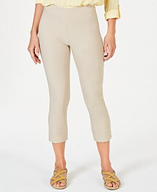 Chelsea Pull-On Tummy-Control Capris, Created for Macy's