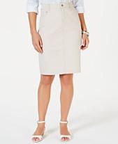 ed1acf7f3f268 Denim Skirts For Women  Shop Denim Skirts For Women - Macy s