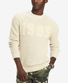 Tommy Hilfiger Men's Graphic Sweater, Created for Macy's