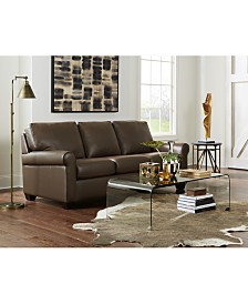 Savoy II Leather Sofa Collection