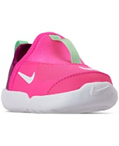 sports shoes cc142 5217f Nike Toddler Girls  Lil  Swoosh Athletic Sneakers from Finish Line