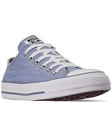 01808b1a57f Converse Women's Chuck Taylor Ox Casual Sneakers from Finish Line
