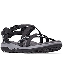 Women's Reggae Slim - Vacay Sandals from Finish Line