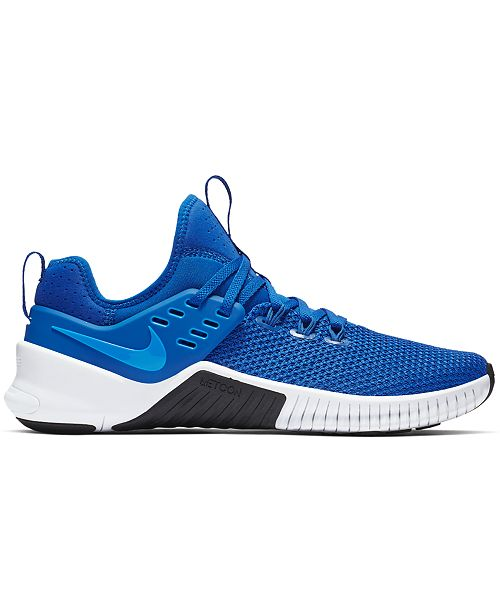 fa636cc32df6 Nike Men s Free Metcon Training Sneakers from Finish Line   Reviews ...