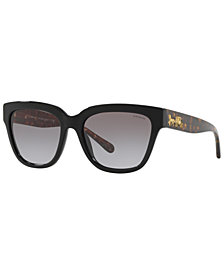 Coach Sunglasses, HC8262 55 L1082