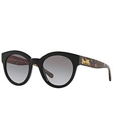 Coach Sunglasses, HC8265 51 L1084