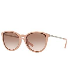 34ae6b2e07b7 Michael Kors Sunglasses: Shop Michael Kors Sunglasses - Macy's
