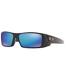 Oakley Polarized Sunglasses, OO9014 60 GASCAN