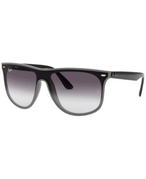 Ray Ban Ray-Ban Sunglasses, Rb4447N 40 In Grey Demishiny/Grey Gradient