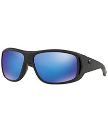 Costa Del Mar Polarized Sunglasses, MONTAUK 63
