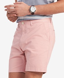 """Tommy Hilfiger Men's  TH Flex Stretch 9"""" Shorts, Created for Macy's"""