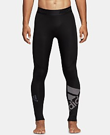hot sale online 032fb 41556 adidas Men s Alphaskin Leggings