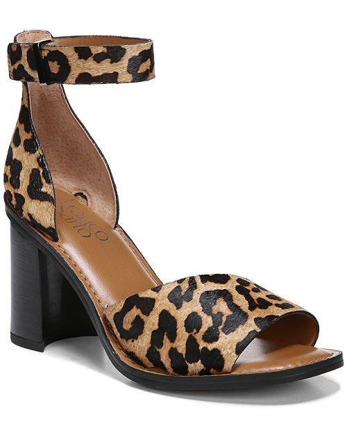 965f3dbbe78a Franco Sarto Caia City Dress Sandals   Reviews - Sandals   Flip ...