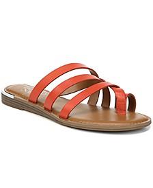 Goddess Flat Sandals