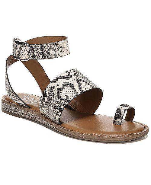 9cd764439ec7 Franco Sarto Gracious Flat Sandals  Franco Sarto Gracious Flat Sandals ...