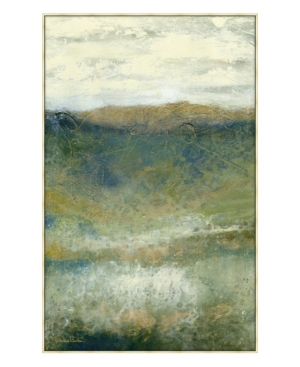 Into the Valley Ii Framed Canvas Wall Art - 23