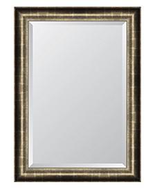 """Silver Oxido Framed Mirror - 31"""" x 43"""" x 2"""""""