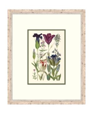 Cottage Flowers Iii Framed Giclee Wall Art - 21