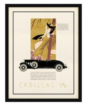 Cadillac Framed Giclee Wall Art - 35