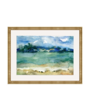 Morning Hue Framed Giclee Wall Art - 42