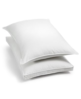Gusseted 300-Thread Count Standard Pillow, Created for Macy's