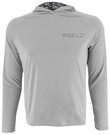 Gillz Men's Charter Series Moisture-Wicking UV Hoodie