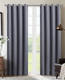 "Sun+Block Blackout Grommet Single Curtain Panel 52""x84"""