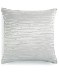 Hotel Collection Silverwood Quilted European Sham, Created for Macy's