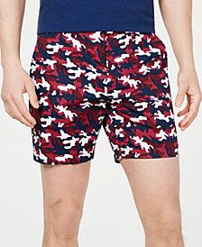 """Michael Kors Men's Camo 7"""" Shorts"""