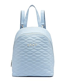 "Allure 14"" Quilted Backpack, Created for Macy's"
