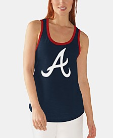 G-III Sports Women's Atlanta Braves Clubhouse Tank