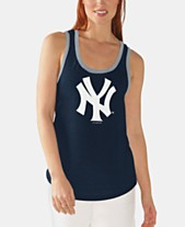 f44ab53e17729 G-III Sports Women s New York Yankees Clubhouse Tank