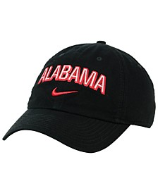 Alabama Crimson Tide H86 Wordmark Swoosh Cap