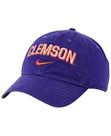 Clemson Tigers H86 Wordmark Swoosh Cap