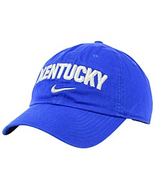 Kentucky Wildcats H86 Wordmark Swoosh Cap
