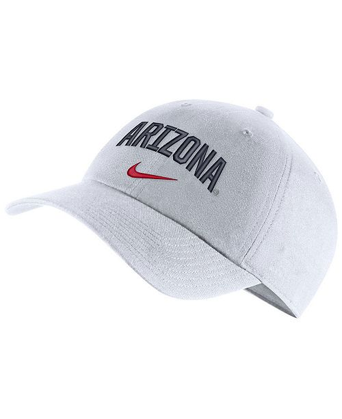 Nike Arizona Wildcats H86 Wordmark Swoosh Cap