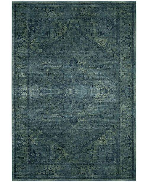 """Safavieh Vintage Turquoise 8' x 11'2"""" Area Rug"""