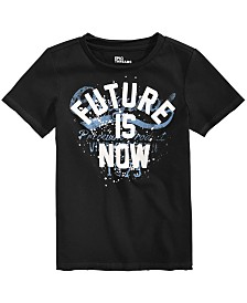 Epic Threads Little Boys Future is Now Graphic T-Shirt, Created for Macy's