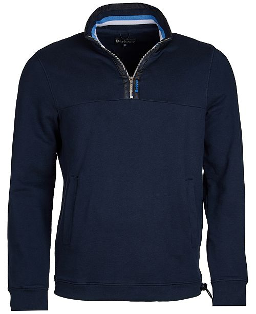 Barbour Men's Seward Quarter-Zip Sweatshirt