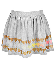Epic Threads Toddler Girls Border Heart Scooter Skirt, Created for Macy's