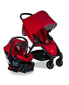 Britax Pathway And B-Safe 35 Travel System