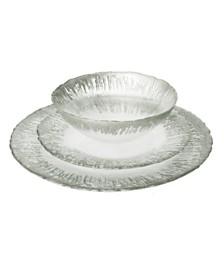 Classic Touch 12 Piece Dinnerware Set