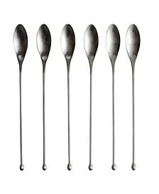 Modern IcedTea6 PieceSpoon Set