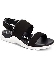 Calvin Klein Women's Uno Sandals