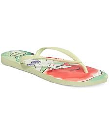 Havaianas Women's Princess Flip-Flops